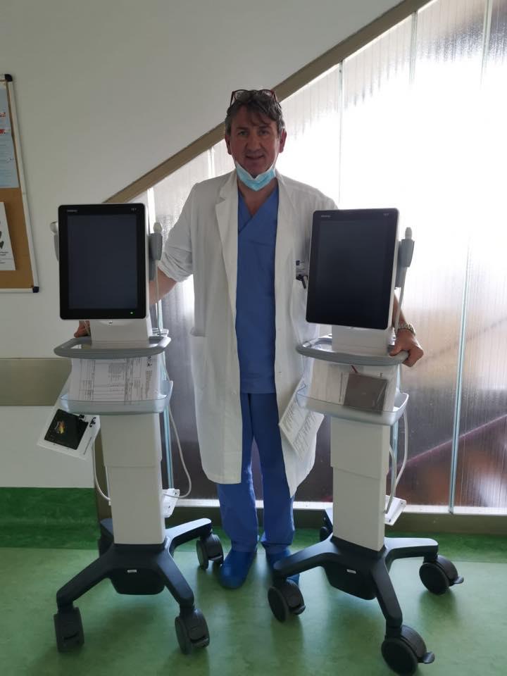 Mindray TE7ACE all'Ospedale San Giovanni di Dio di Firenze